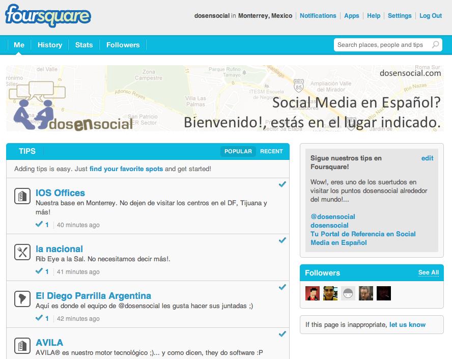 #HazMarca – Cómo crear tu Página de Negocio en Foursquare?