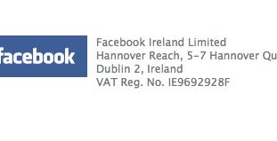 Obtén tu Factura de Facebook Ads en 8 pasos