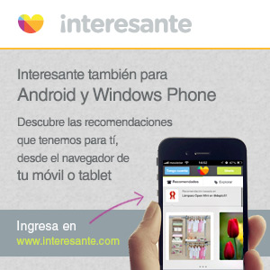 Interesante Web Mobile