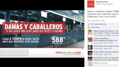 El triple Fail de @VivaAerobus – #MartesDeCaso #GentlemanRegio #Ladies