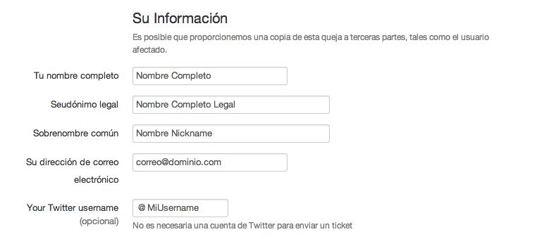 ¡Están robando mi Identidad en Twitter! ¿Qué hago?