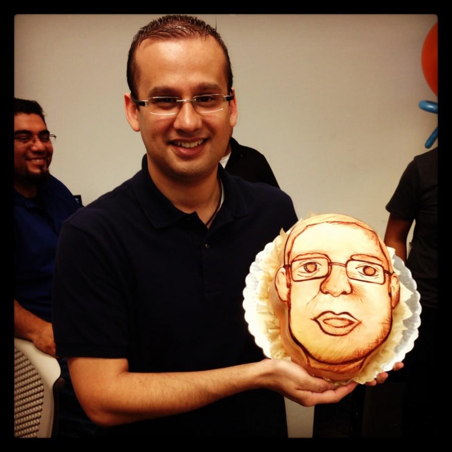 Jorge Avila y @jorgeavilam
