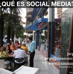 Redes Sociales, Sitio de Redes Sociales y Social Media no son lo mismo…