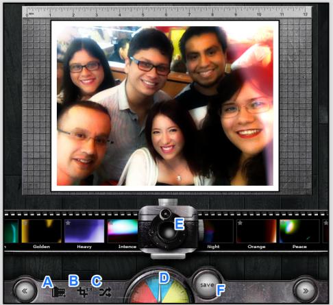 Pixlr-o-matic: Consigue efectos tipo Instagram sin un smartphone