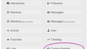 Crea cronologías personalizadas de Twitter con TweetDeck
