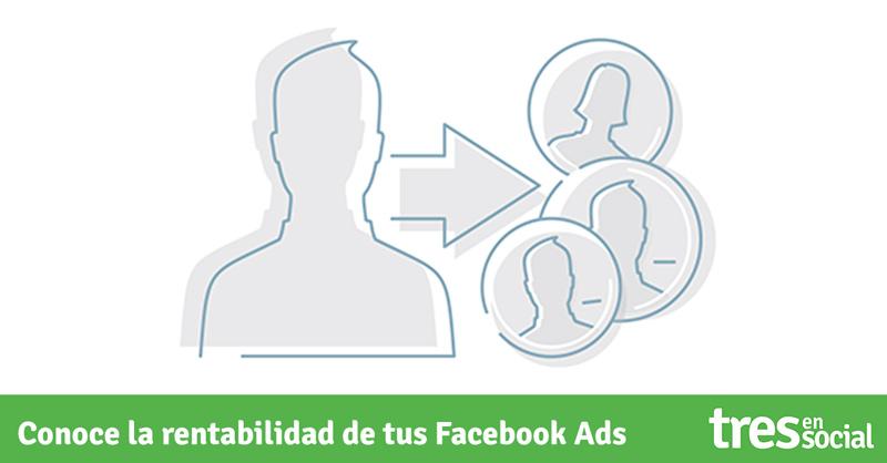 Cómo puedo saber la rentabilidad de un anuncio en Facebook