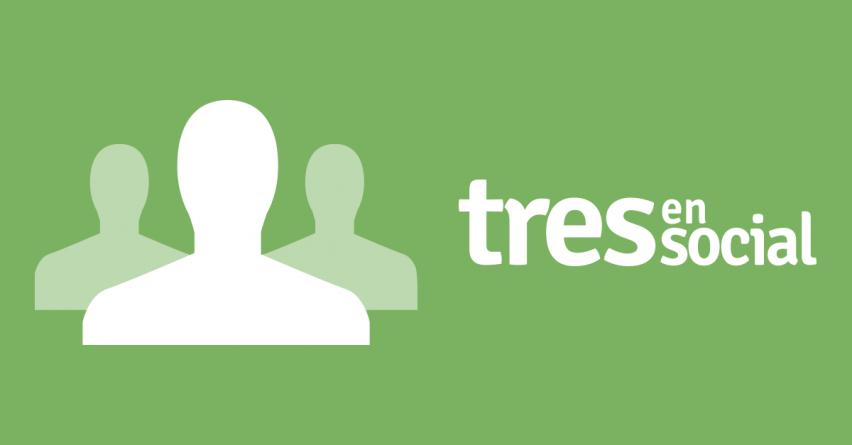 #BREAKING @jorgeavilam anuncia el lanzamiento de la nueva marca Social Media: @tresensocial