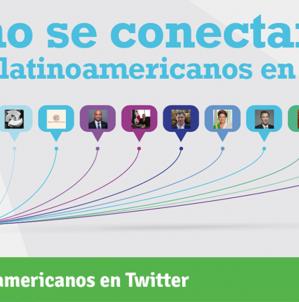 5 Líderes latinoamericanos están entre los más seguidos en Twitter