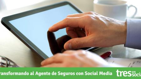 Transformando al Agente de Seguros con Social Media: @jorgeavilam para @PrevFinanciera