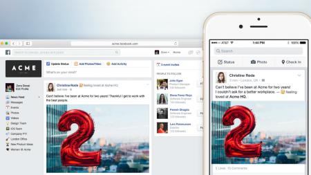 #AtrapadosEnLATAM : Facebook at Work