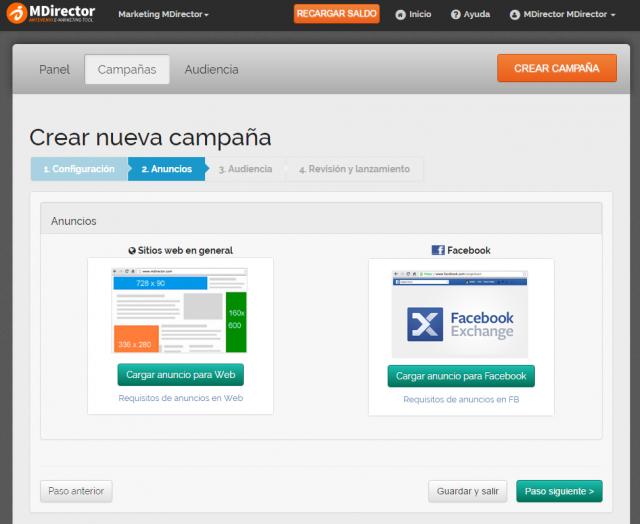 MDirector_CRM_Retargeting_anuncios