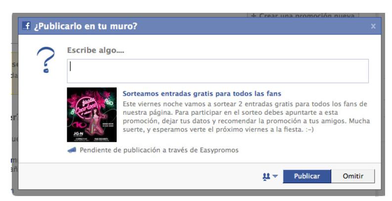 Cómo hago promociones y concursos en Facebook de forma correcta?