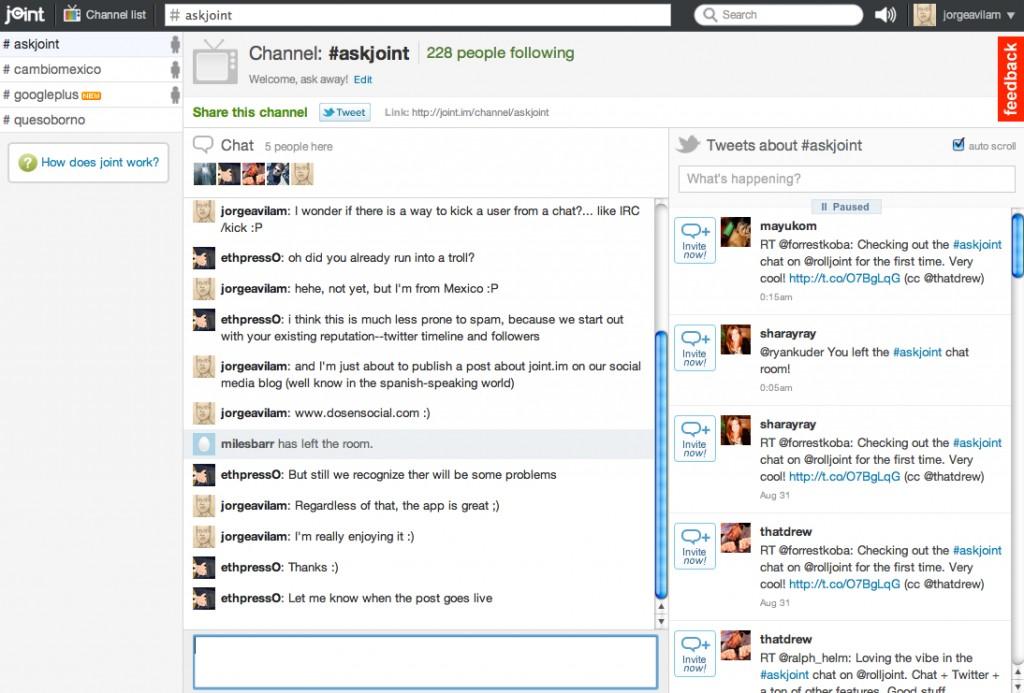Cómo enriquecer la experiencia de una etiqueta en Twitter?
