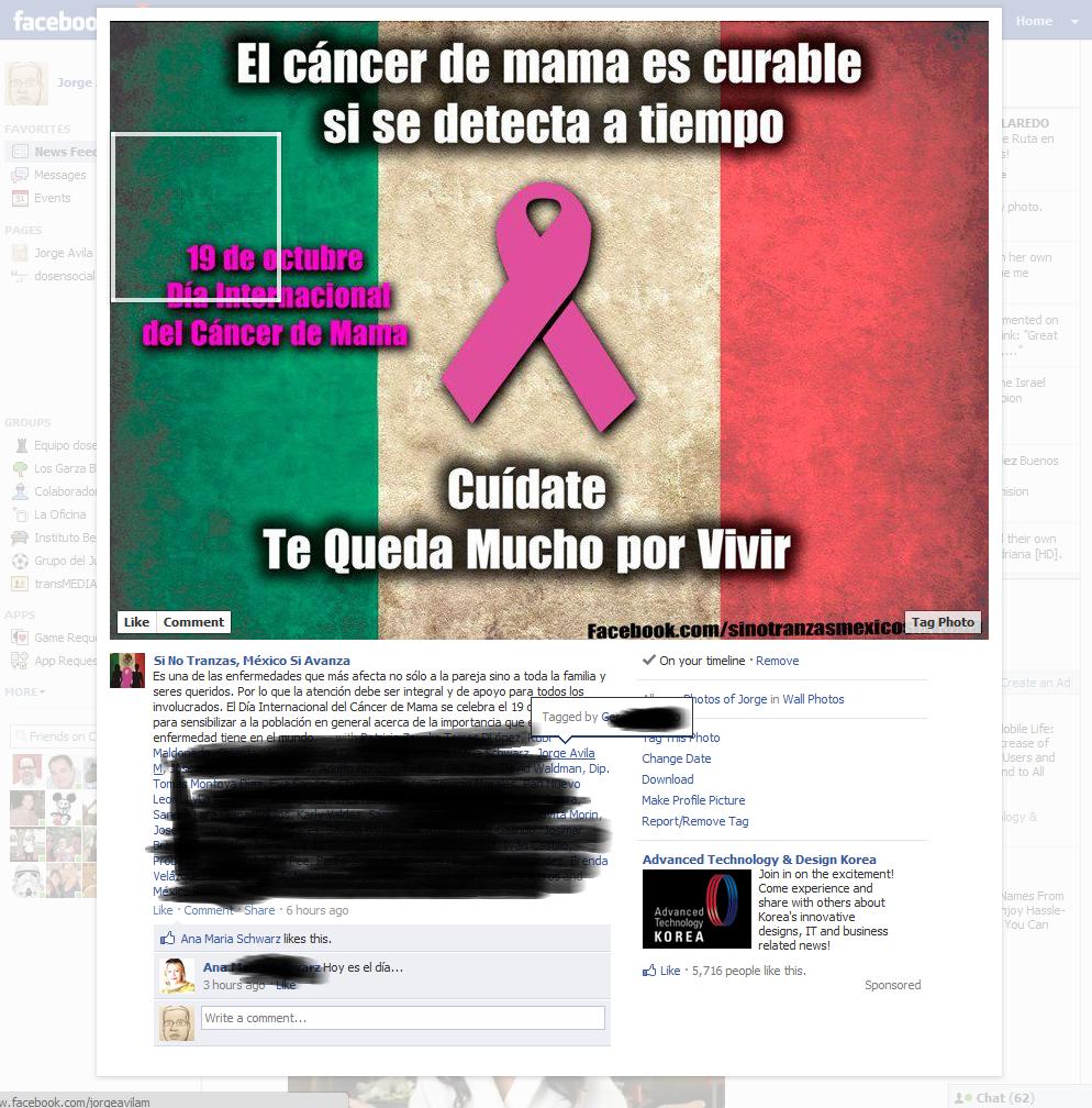 Por favor, Aprende a etiquetar en Facebook!