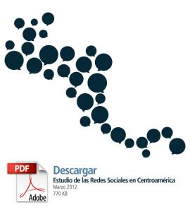 Descarga el Estudio de las Redes Sociales en Centroamérica Marzo 2012 por @ilifebelt