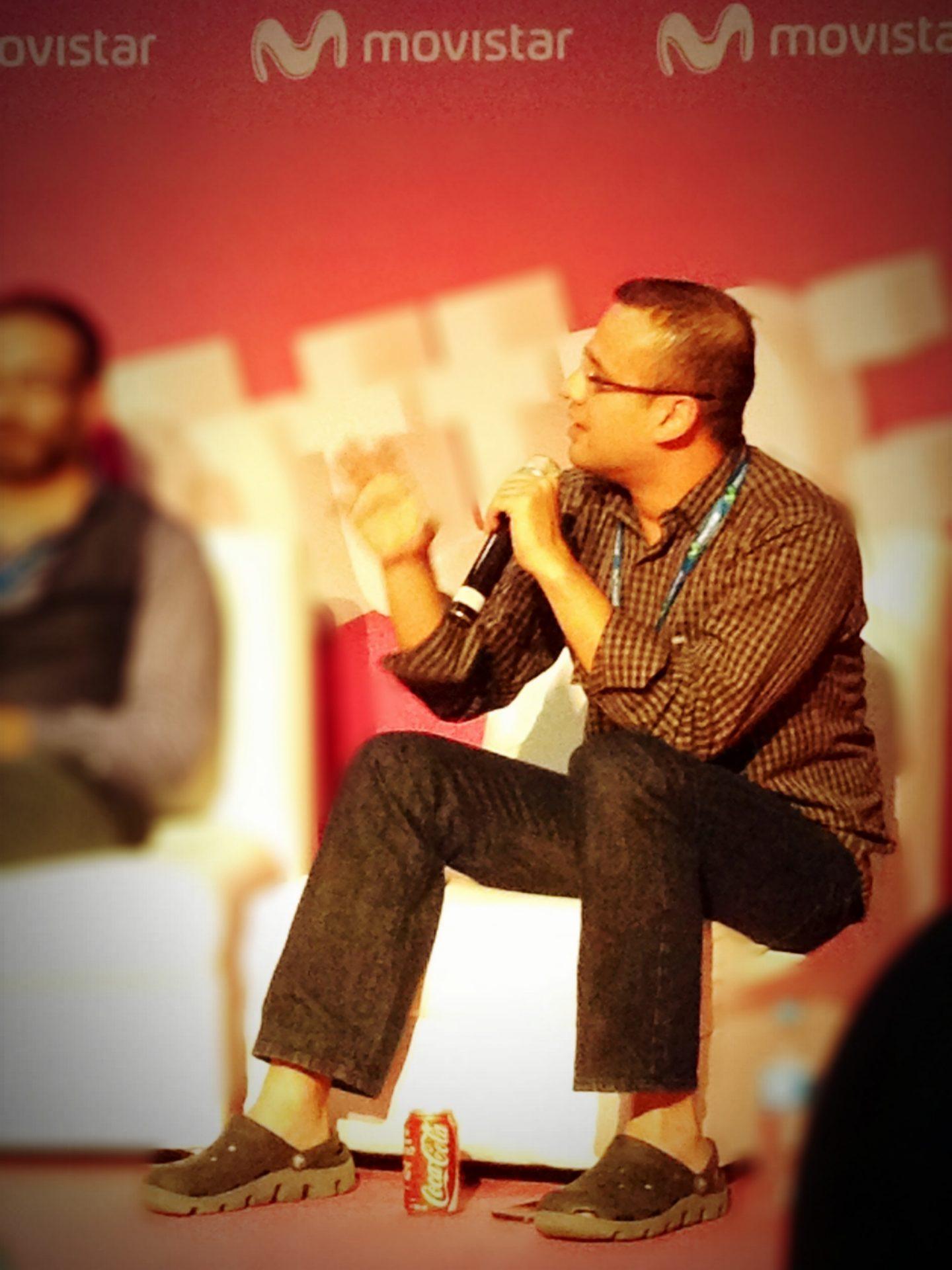 Jorge Avila - Power User de Coca Cola, no Vocero de Marca, que son cosas distintas