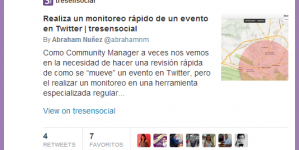 Twitter Cards: Más Información en 140 Caracteres