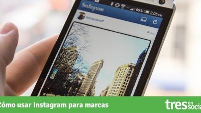 Cómo usar Instagram para marcas