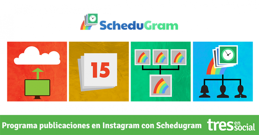 Cómo programar publicaciones en #Instagram con @Schedugram