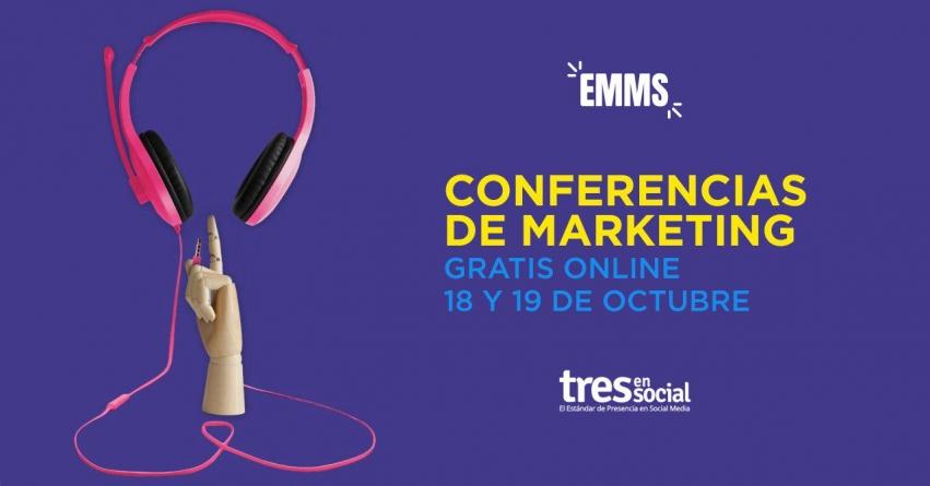 Los Máximos referentes del Marketing Digital reunidos en el EMMS 2018